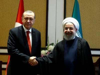 Iran-Turkey join hands on Pakistani soil