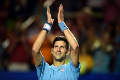Novak Djokovic emerge victorious in ATP