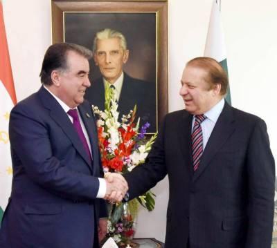 Pakistan, Tajikistan voice satisfaction over bilateral cooperation