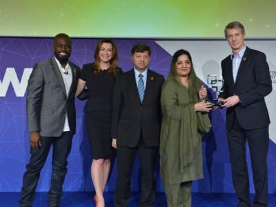 Pakistan Wins GSMA Leadership Award 2017 at Mobile World Congress in Spain