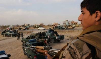 Afghan forces recapture major district from Taliban