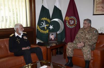COAS-CNS chalk out joint strategy against terrorism
