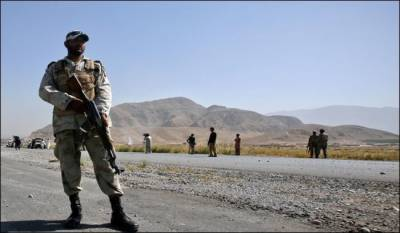 Frontier Corps arrest six wanted terrorists