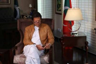 How Imran Khan reacts over recent US drone strike in FATA