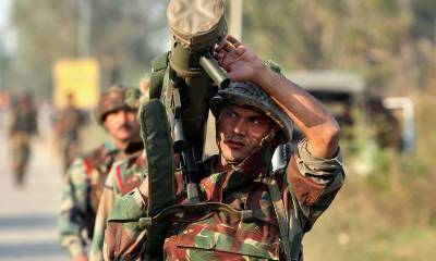 Indian Army soldier booked for raping a Kashmiri girl