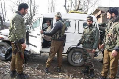 Indian Police arrests Shabbir Shah in Tral
