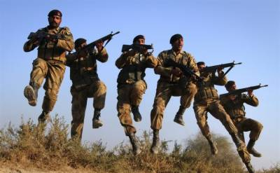 Pakistan Army 2 officials martyred in exchange of fire with terrorists