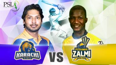 Peshawar Zalmi Vs Karachi Kings match live update