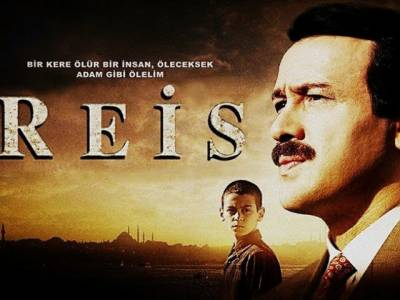 Reis (The Chief): Tayyip Erdogan life story on air