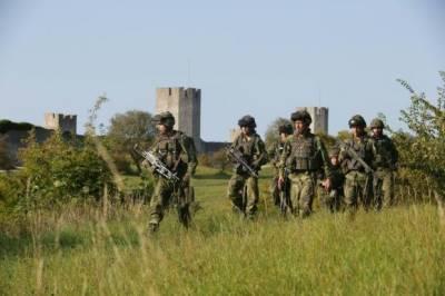 Russia factor: Europeans raise own Armies