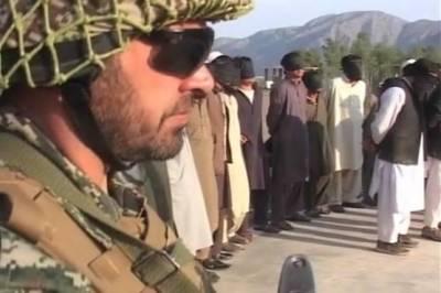 Six high profile terrorists gunned down