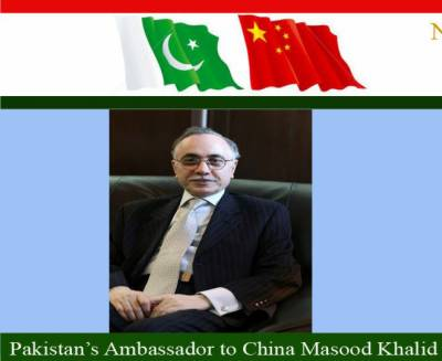 China's Western Development Strategy closely linked to CPEC: Envoy