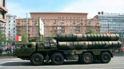 Iran fires Russian made S-300 missile defence system
