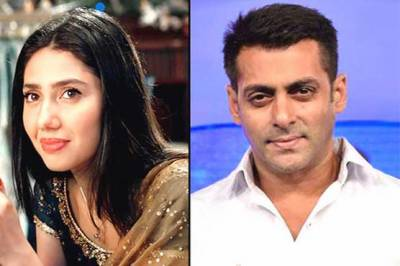 Mahira Khan desirous to work with Salman Khan