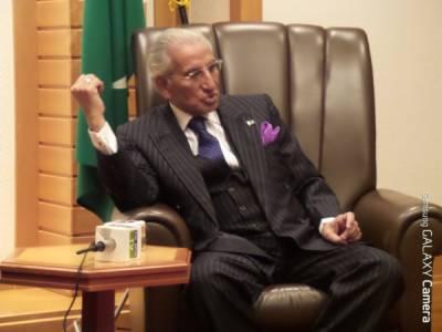 Pakistan desirous of good relations with all neighbors
