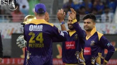 PSL Final: Quetta Gladiators select 5 foreign players