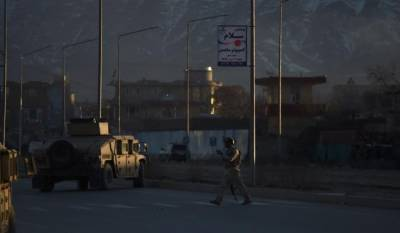 Afghan Army air strike kill women, children on road