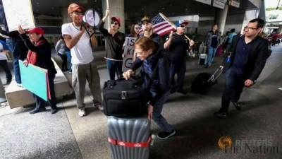Afghan Family who helped US in Kabul detained at US Airport
