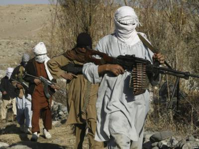 Afghan Taliban spring offensive launched