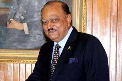 CPEC: President urges political parties to work collectively for country betterment
