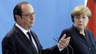 EU's big four meet to strengthen bloc in face of Brexit