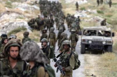 Israeli Army martyr Palestinian in West Bank