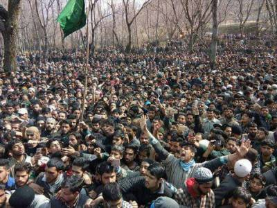 Kashmiri youth killing: Complete shutdown observe in IHK