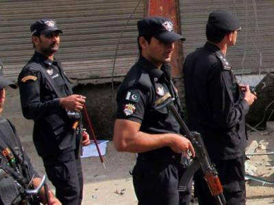 KP Police saves capital from disaster