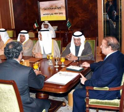 Kuwaiti business community expresses desire to invest in Pakistan