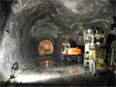 Lowari Tunnel Project completion status update