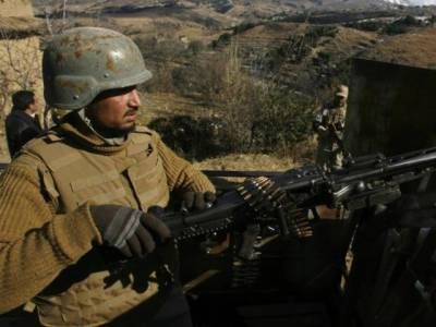 Pak Army Check posts attack responsibility claimed