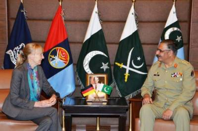 Pak-Germany: German Envoy for enhancing defence ties with Pakistan