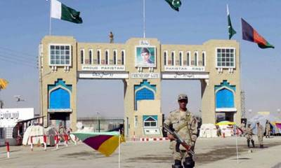 Pakistan-Afghanistan border to reopen