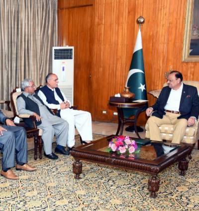 Pakistan to continue supporting Kashmiris freedom struggle on Int'l fora: President