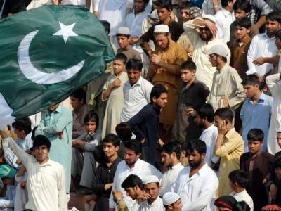 Pakistanis rank first in World ready to fight for their country: Global Survey