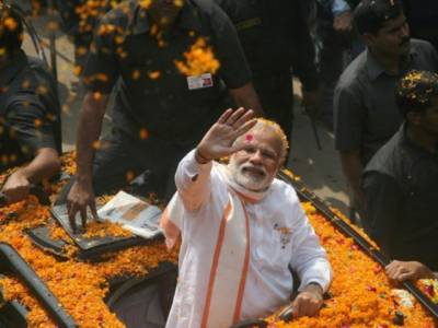 PM Narendra Modi faces the hard test of his political career