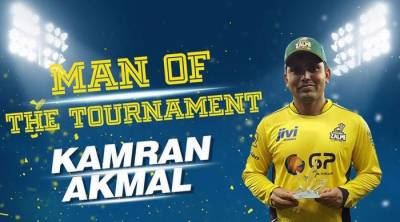 PSL 2017: Kamran Akmal snatches 3 top Awards