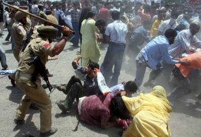 Global community to take notice of Indian atrocities against Kashmiri women