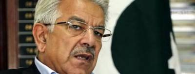 India conspiring against national security of Pakistan: Defence Minister
