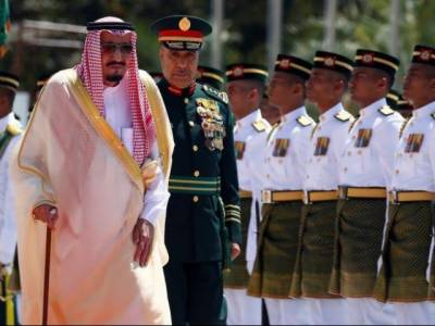 King Salman assassination attempt foiled in Malaysia