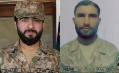 Pak Army Personnel martyred, 5 terrorists killed in Swabi