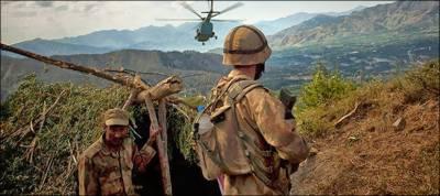 Pakistan Army kill 6 top operational commanders of terrorists
