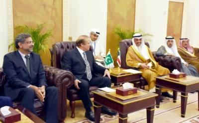 PM Nawaz Sharif returns from Kuwait; Visit highlights