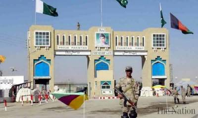 Af-Pak Border shut again for indefinite period