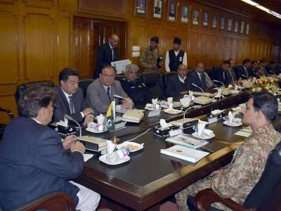 Azad Kashmir Apex committee reviews progress of NAP