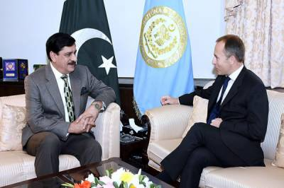 British HC -Pak NSA discuss regional security