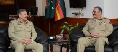 CJCSC General Zubair Mehmood visits NDU Islamabad