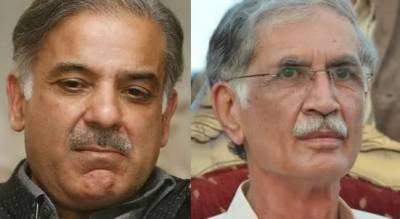 CM KP Pervaiz Khattak warns CM Shahbaz Sharif