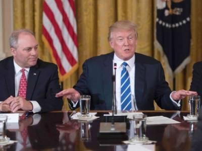 Donald Trump impeachment talks begin in US