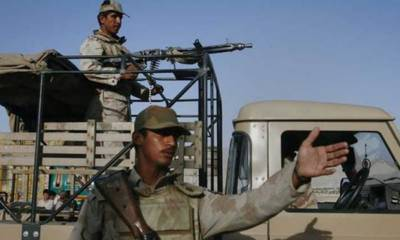 Frontier Corps foil terror bid